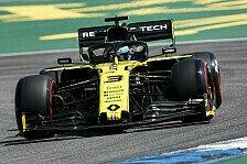 Formel 1, Ricciardo schiebt Frust: Glück ist was für Loser!