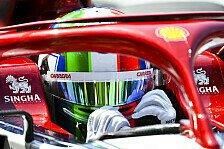 Formel 1, Giovinazzi ohne Vertrag unter Druck: Teil des Spiels