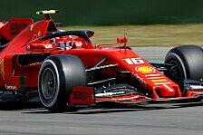 Formel 1 Hockenheim: Leclerc gewinnt Qualifying-Generalprobe