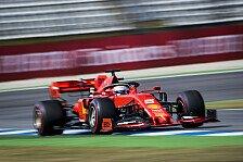 Formel 1 Hockenheim, Vettel fordert Leclerc: Weiß wo Zeit ist