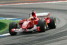 Formel 1 Hockenheim: Mick Schumacher begeistert mit V10-Ferrari