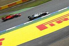 Formel 1, Hockenheim: Hamilton holt Pole, Vettel & Leclerc K.o.