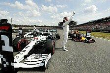 Formel 1 Hockenheim: Schmerzen! Hamilton zitterte um Qualifying
