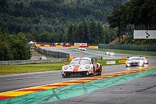 24h Spa 2019: Porsche gewinnt Regenschlacht, packendes Finale