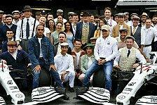 Formel 1 2019: Deutschland GP - Mercedes feiert mit Retro-Look
