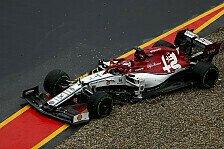 Formel 1 Ticker-Nachlese Hockenheim: Strafen gegen beide Alfa