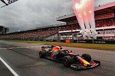 Formel 1, Hockenheim: Verstappen gewinnt Chaos-GP vor Vettel