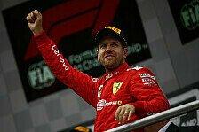 Formel 1 Hockenheim - Vettel: Irre Aufholjagd auch dank Fans