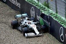 Formel 1, Hamilton nach Regen-Debakel: Bin auch nur ein Mensch