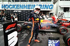 Formel 1 Hockenheim: 1,88 - Wieder Rekord-Stopp bei Red Bull!