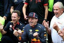 Formel 1, Marko nach Verstappen-Pole: WM-Titel nicht unmöglich