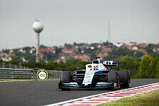 Formel 1 - Russell, Williams fast in Q2: Fühlt sich wie Pole an