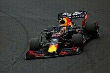 Formel 1, Italien: Red Bull bei Reifenwahl ohne Kompromisse