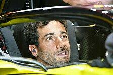 Formel 1 Ungarn, Ricciardo erklärt herbe Qualifying-Klatsche