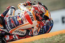 MotoGP 2019 - Marc Marquez bleibt cool: Sieg im Brünn-Chaos