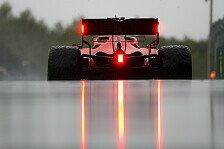 Formel 1 Ticker-Nachlese Ungarn: Reaktionen zum Regen-Training