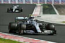 Formel 1, Bottas verpasst Pole um 18 Tausendstel: Sieg ist Ziel