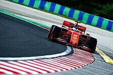 Formel 1, Vettel kurios: Will jetzt sehr, sehr schweres Rennen