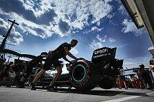 Formel 1, Spa: Mercedes überrascht mit Motoren-Upgrade