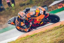 MotoGP Spielberg 2019: Unerwarteter Regen im Warm Up