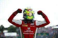 Formel 2 2019: Ungarn GP - Rennen 15 & 16