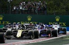 Formel 1, Renault stagniert: Hülkenberg, Ricciardo hinterfragen