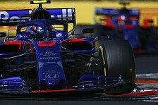 Formel 1 Ungarn: Heißes Toro-Rosso-Duell, Albon-Ärger mit Perez