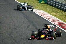 Formel 1 Live-Ticker Ungarn 2019: Hamilton besiegt Verstappen!