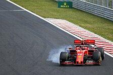 Formel 1, Brawn: Ferrari in Ungarn noch schwächer als gedacht
