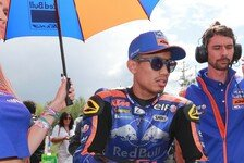 MotoGP: Hafizh Syahrin mit Gehirnerschütterung im Krankenhaus