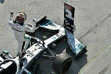 Mercedes taktiert Hamilton zum Sieg: Zweifel bis zum Schluss