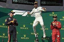 Formel 1 2019: Ungarn GP - Podium