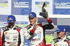 WRC Rallye Finnland 2019: Alle Fotos vom 9. WM-Rennen