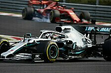 Formel 1 Rennanalyse Ungarn: Ferrari verhilft Hamilton zum Sieg