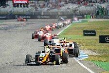 Spektakel in Zandvoort: Wer wird Halbzeitchampion der Formel 4?