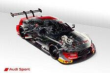 DTM - Video: DTM-Video: Aufbau des Audi RS 5 DTM im Zeitraffer