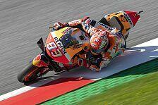 MotoGP Spielberg 2019: Marquez holt Pole in neuer Rekordzeit