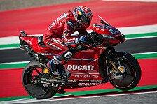 MotoGP - Andrea Dovizioso: Sind bereit mit Marc zu kämpfen