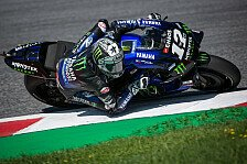 MotoGP Spielberg 2019: Vinales holt Bestzeit im 4. Training