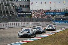 DTM-Heimspiel für Aston Martin: Harter Kampf in Brands Hatch