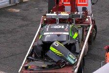 DTM: Schwerer Unfall und Wittmann-Pole in Brands Hatch