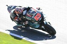 MotoGP Silverstone: Chaos in FP2, Quartararo nachträglich 1.