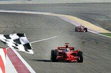 Formel 1 - Sakhir 2007