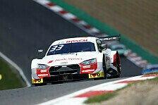 DTM Nürburgring: Rene Rast stürmt zu Pole und Streckenrekord