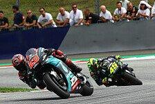 MotoGP-Analyse: Quartararo besiegt Topspeed-Handicap