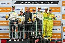 ADAC GT Masters Zandvoort 2019: Erstes Podest für Fabian Vettel