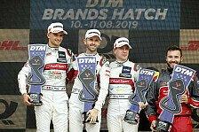 DTM-Video: Brands Hatch Re-Live, Zusammenfassung, Highlights