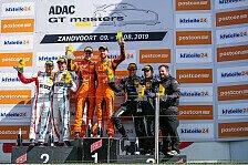 ADAC GT Masters: Orange1 by GRT Grasser feiert ersten Sieg 2019