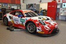 ADAC GT Masters: Frikadelli Racing mit Nürburgring-Gaststart