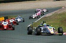 ADAC Formel 4: Heimrennen für Schumacher-Team